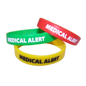 silicone wristbands manufacturers