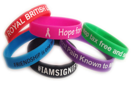 wristbands manufacturers