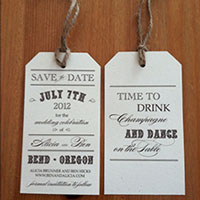 promotional luggage tags for gifts